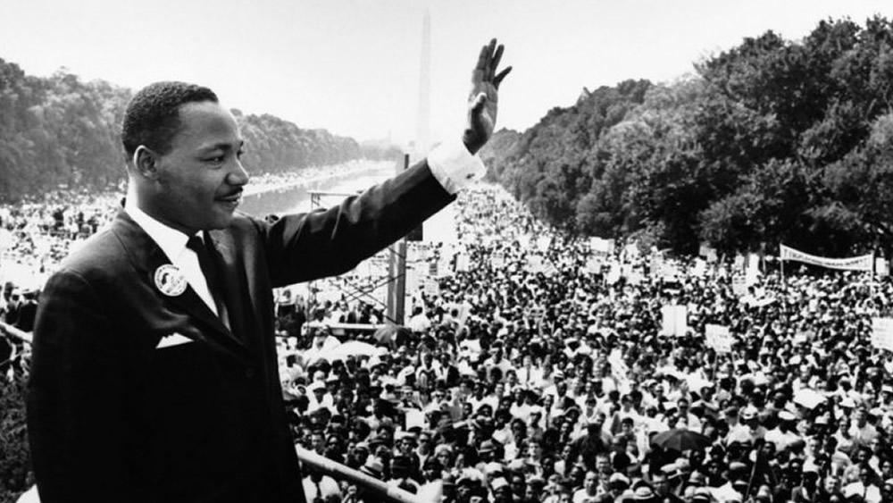 04 de abril de 1968, Martin Luther King é assassinado