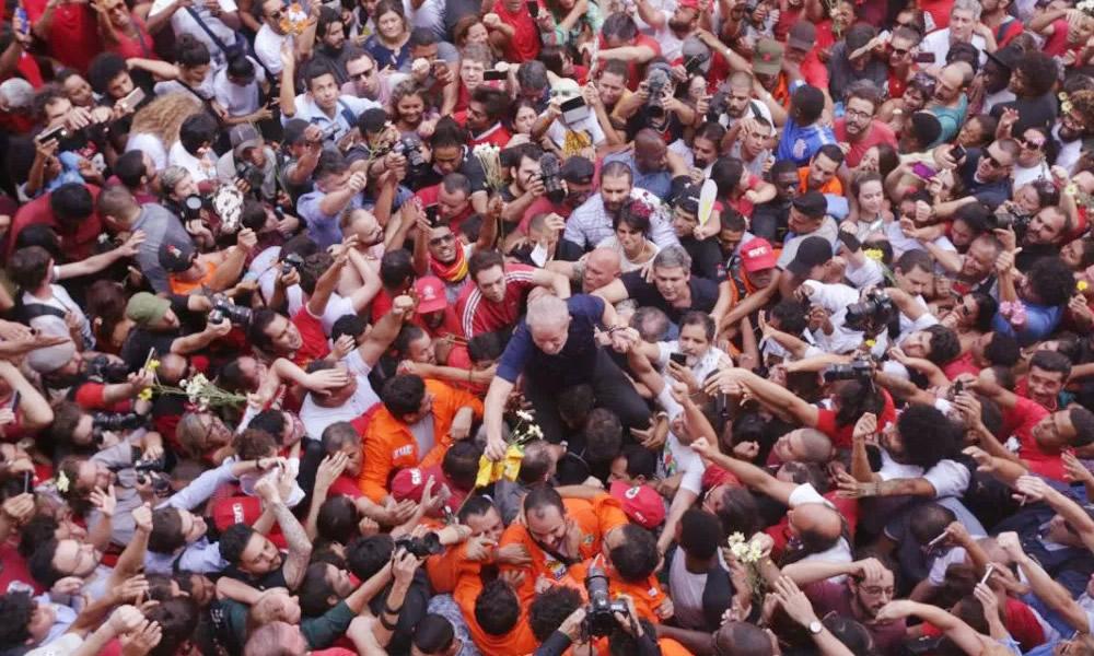 Comissão União Europeia-Mercosul pede condenação para o Brasil após ordem de prisão de Lula