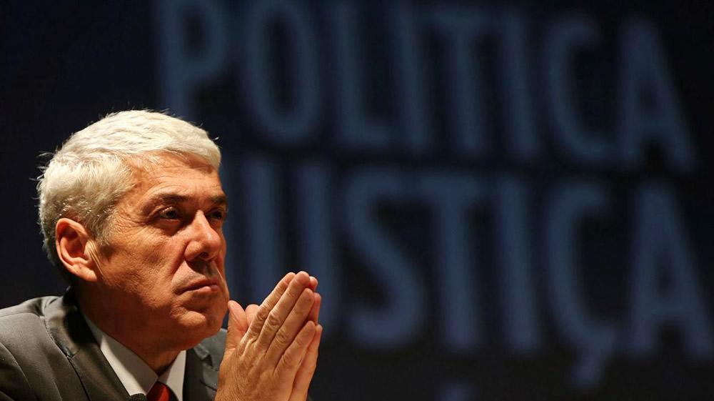 Ex-Primeiro Ministro de Portugal, José Sócrates, fala do golpe e prisão do Lula