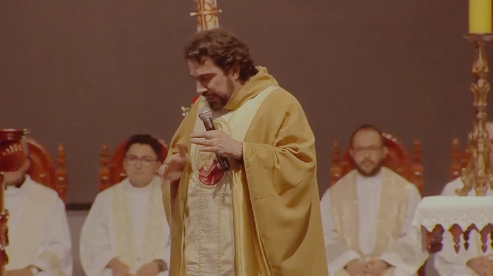 Vídeo mostra sermão intolerante religioso do Padre Fábio de Melo contra as religiões de matrizes africanas