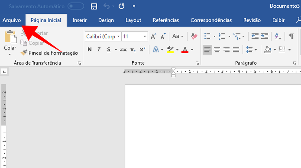 Revisando textos com o recurso de áudio do Word