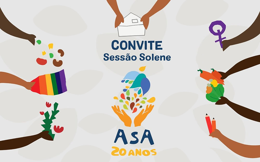 ASA Brazil receives tribute at the Legislative Assembly of Ceará