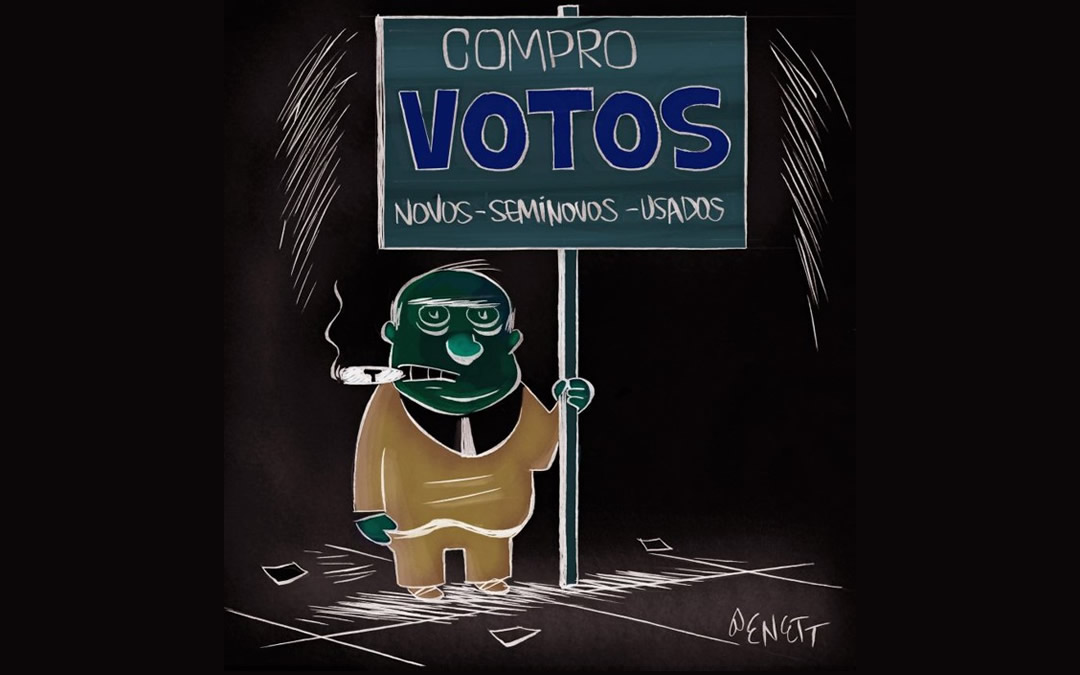 "Elections2020 Brazil: Candidates vent ""In Iguatu the electorate has not evolved is stingy and they believe in exchanging the vote for money"""