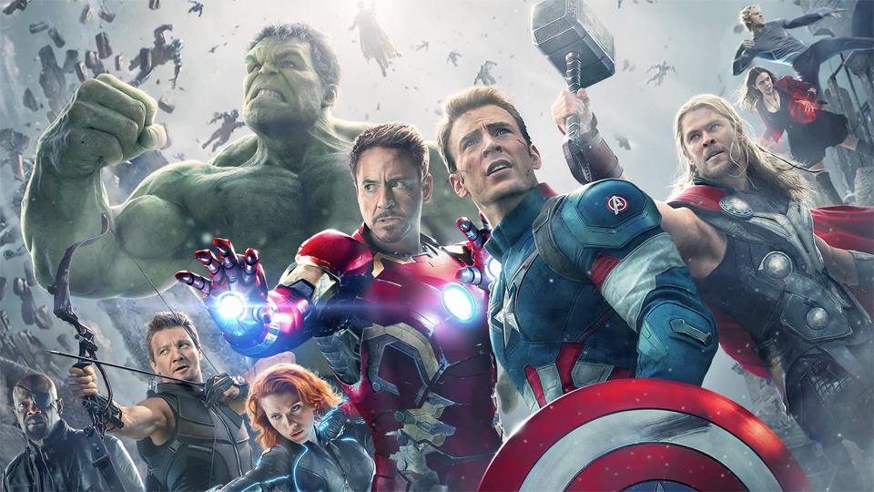 Cinema: Vingadores a Era de Ultron